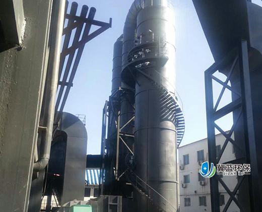 碳钢及不锈钢湿式脱硫吸收设备